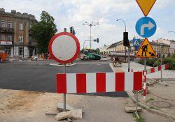 Drugi etap rozbudowy DW 713 w Tomaszowie Mazowieckim