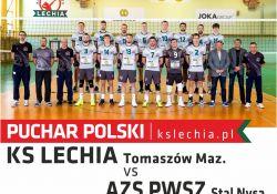KS Lechia VS AZS PWSZ