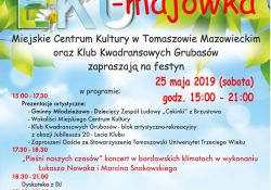 Białobrzeska EKO Majówka