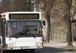 Zamknięcie dla ruchu ulicy Mościckiego –objazdy autobusów MZK