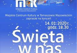 Święta w nas – koncert wokalistów MCK