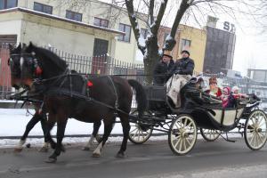 Orszak Trzech Króli przeszedł ulicami Tomaszowa