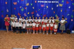 Uroczyste zakończenie roku szkolnego w SP nr 12
