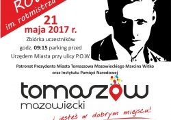 IV Rodzinny Rajd Rowerowy im. rotmistrza Witolda Pileckiego