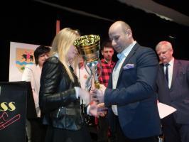 Karolina Bosiek najlepszym sportowcem powiatu tomaszowskiego w 2016 roku