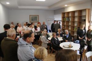Dom Dziennego Pobytu dla seniorów otwarty!