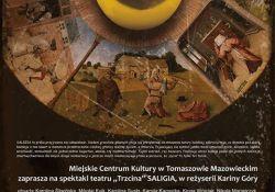"""Saliga"" - kolejny spektakl Teatru Trzcina"