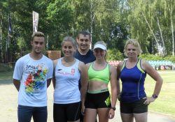 Tomaszowianie na Ogólnopolskiej Olimpiadzie Młodzieży