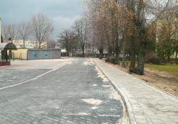 Przebudowa ulicy Technicznej na finiszu