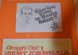 """""""Okrągły Stół i wybory z czerwca 1989r."""" – prelekcja w filii DOK"""