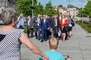 Posiedzenie Sejmowej Komisji Samorządu Terytorialnego i Polityki Regionalnej [WIDEO]