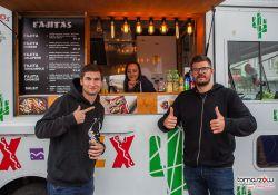Food Trucków opanowały plac Kościuszki