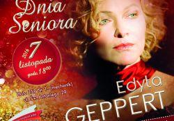 Edyta Geppert z koncertem w Tomaszowie