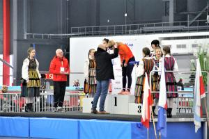 Puchar Świata Juniorów w Arenie Lodowej. Tomaszowianki wywalczyły brąz [ZDJĘCIA]