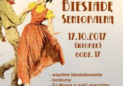 Biesiada Senioralna już 17 października