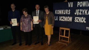 Świat mediów. VII Powiatowy Konkurs Języka Polskiego
