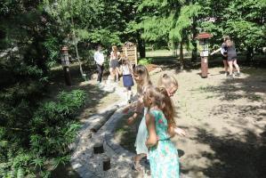 Obserwatorium wśród drzew. Nowa ekopracownia w SP 10