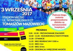36. Ogólnopolski Tomaszowski Bieg im. Bronisława Malinowskiego [ZAPISY]