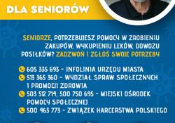 Pomoc dla seniora