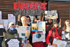 NIE dla smogu! – akcja edukacyjna dla mieszkańców