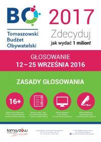 Tomaszowski Budżet Obywatelski 2017. Głosowanie do 25 września [WIDEO]