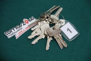 Lokatorzy odebrali klucze