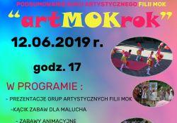 """""""artMOKrok"""". Podsumowanie roku artystycznego"""