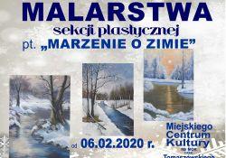 """Zima w """"Galerii w Ratuszu"""""""