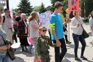 Marsz dla Życia i Rodziny przeszedł ulicami Tomaszowa Mazowieckiego [ZDJĘCIA]