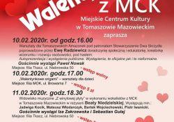 Walentynkowy tydzień z MCK-iem