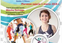 Dzielnicowy Ośrodek Kultury zaprasza na zajęcia Zumba Fitness