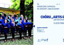 Jubileusz chóru Artis Gaudium