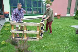 W TKACZ-u powstają ogrody wertykalne