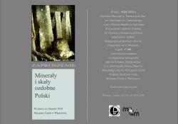 Nowa wystawa w Muzeum-Minerały i skały ozdobne Polski