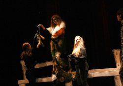 Wieczór teatralny z piernikiem w tle