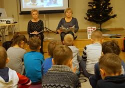 Zajęcia z biblioterapii dla przedszkolaków
