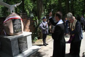 Odsłonili Obelisk – wręczyli odznaczenia