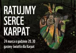 Godzina dla Ziemi w Tomaszowie Mazowieckim