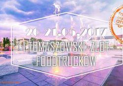 I Tomaszowski Zlot Food Trucków już w ten weekend na pl. Kościuszki
