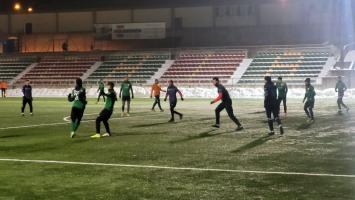 Zwycięski mecz kontrolny piłkarzy Lechii