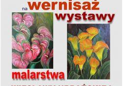 Wystawa malarstwa Wiesławy Urbańskiej