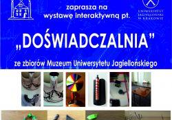 """""""Doświadczalnia"""" w tomaszowskim muzeum"""