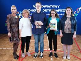 Finał VIII Powiatowego Konkursu Ortograficznego