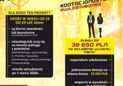 """Rusza projekt """"Firma z POWEREM"""""""