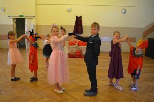 Warsztaty tańca dworskiego