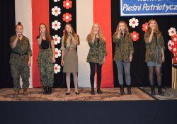 Za nami eliminacje X Jubileuszowego Powiatowego Konkursu Pieśni i Piosenki Patriotycznej
