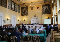 LX sesja Rady Miejskiej [VIDEO]