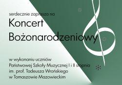 Koncert Bożonarodzeniowy w Muzeum
