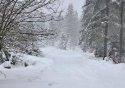 Uwaga! Opady śniegu i zamiecie śnieżne