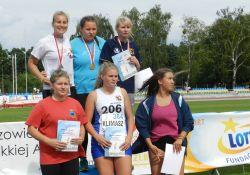 MKS trzeci w województwie podczas Olimpiady Młodzieży